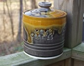 READY to SHIP For Mom Pottery Cookie Jar