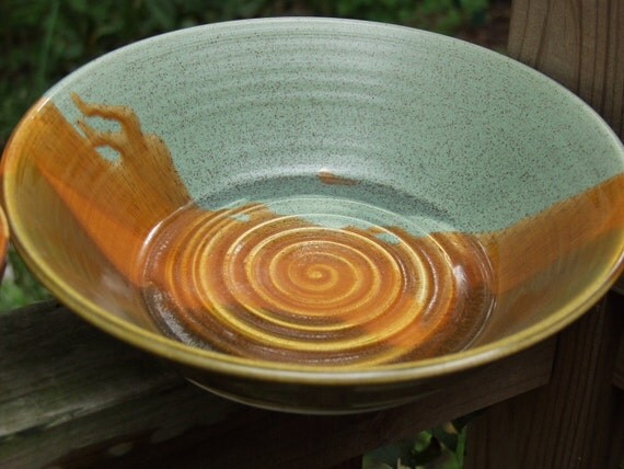 Serving Salad Bowl Tuscany Collection