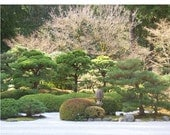 Portland Japanese Garden Zen 8x10 Photo