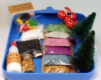 The Glass Glitter Starter Kit (GK-jan-2012)