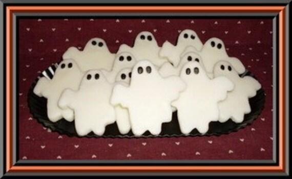 Halloween Wax Ghost Tarts Tricks Or Treats