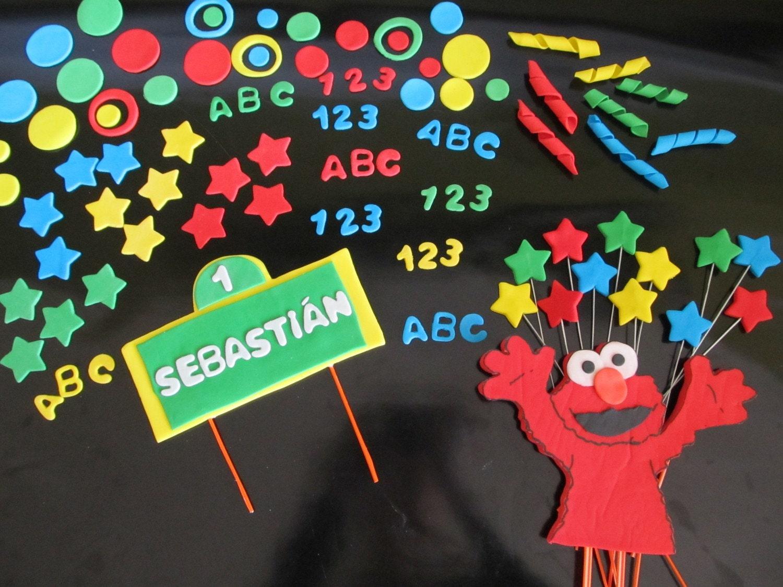 Elmo Sheet Set Complete Set For Sheet or
