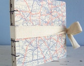The Cities I Love - Austin, Texas - Travel Notebook, Sketchbook, Journal