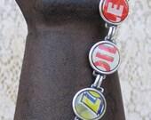 Tin Can Believe Bracelet