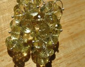 CLEARANCE Champaka - Lemon Quartz Earrings