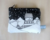 Muju Winter Magic Coin Purse