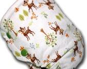 Oh Deer - Small OBV AI2 Cloth Diaper