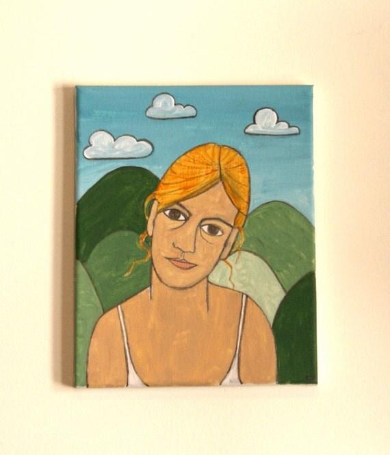 Cumulus - Original Acrylic Painting