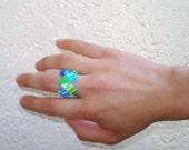 custom starburst wrapper ring