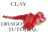 Tutorial - Polymer clay dragon