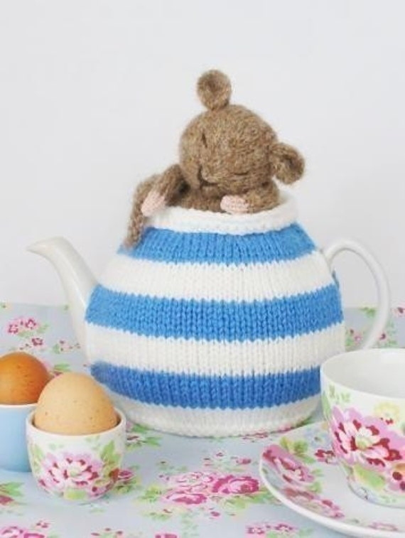 and tea even more enjoyable why knitted tea cozy patterns of course