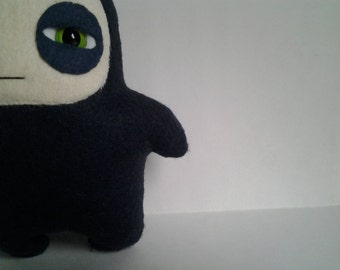 SALE! kids toys plush stuffed ninja handmade christmas glum ninja glumninjas plushplex Souta the Great
