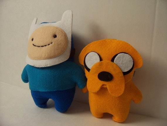 Special Edition - Adventure Time Tribute Glum Ninja Bodyguard Duo