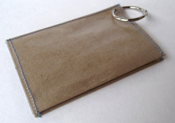 Brown Paper Bag Wallet