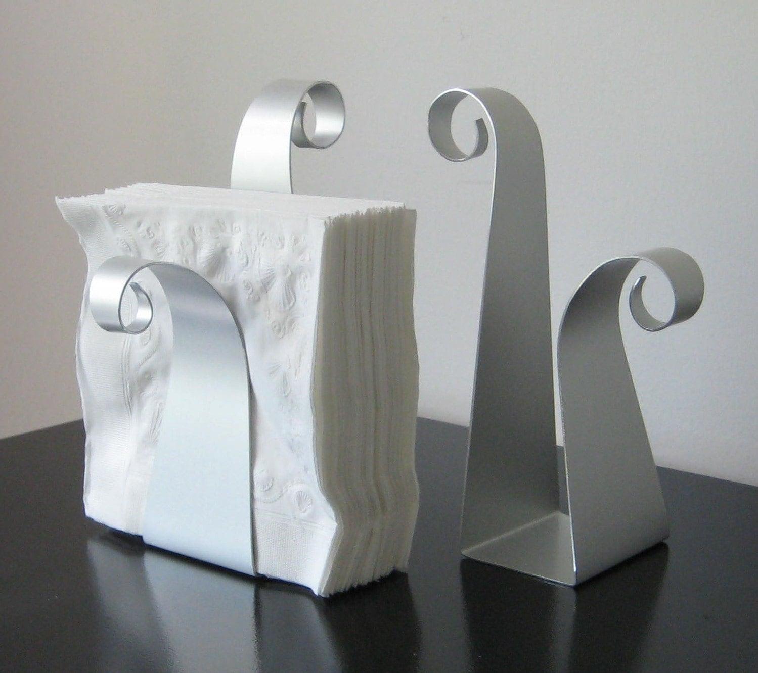 scroll napkin holder - 🔎zoom