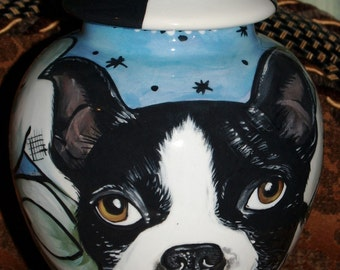 Custom medium PET URN for dogs and cats