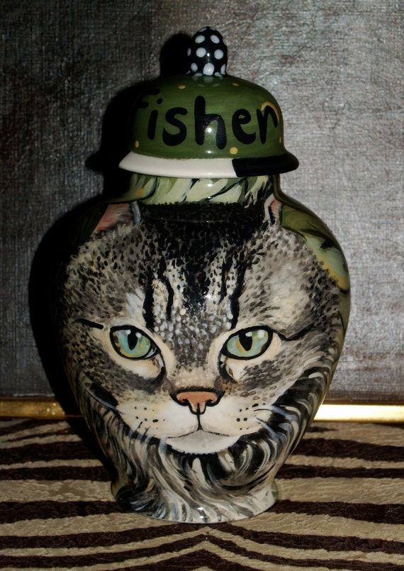 Custom medium PET URN for dogs and cats SMALL