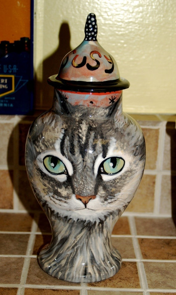 Custom medium PET URN for dogs and cats x SMALL kitty cat made to order