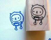 nan - rubber stamp