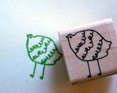 fluffer - rubber stamp