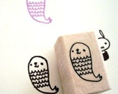 seal-fish - rubber stamp