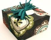Handmade Gift Box (Bohemian Chic)