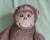 Sugar Dream Ape Baby Chimpanzee Doll