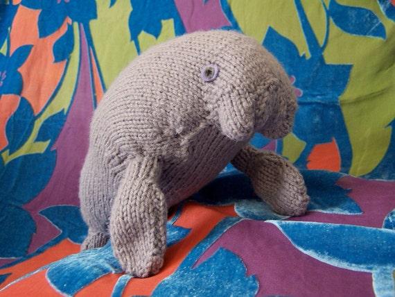 Floaty-Friend Manatee Stuffed Toy