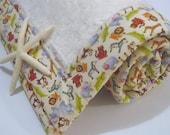 CIARAN - Super-Soft Minky Baby Blanket