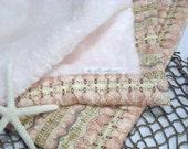 RACHAEL - Baby / Lap Blanket