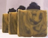 Pepperberry Handmade Silk and Shea Butter Soap