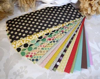 Polka Dot Envelopes Size - Letter or A2