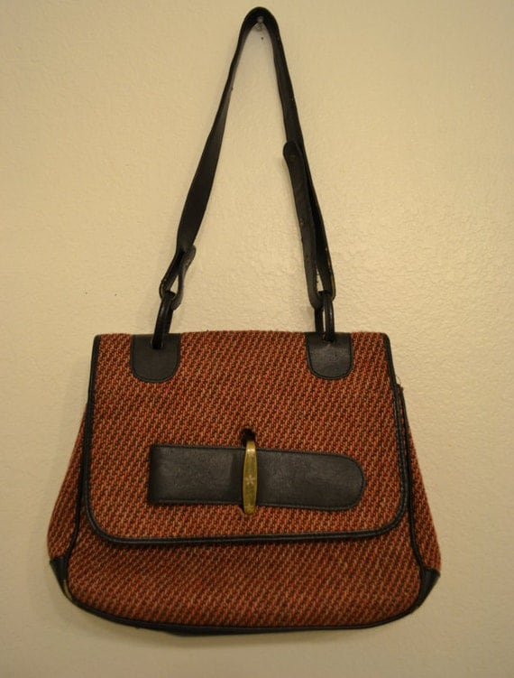 FOR SANDRA - Paul Frank purse and brown Keds sneakers