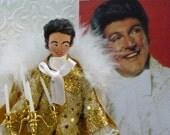Liberace Doll Mister Showmanship Art Miniature