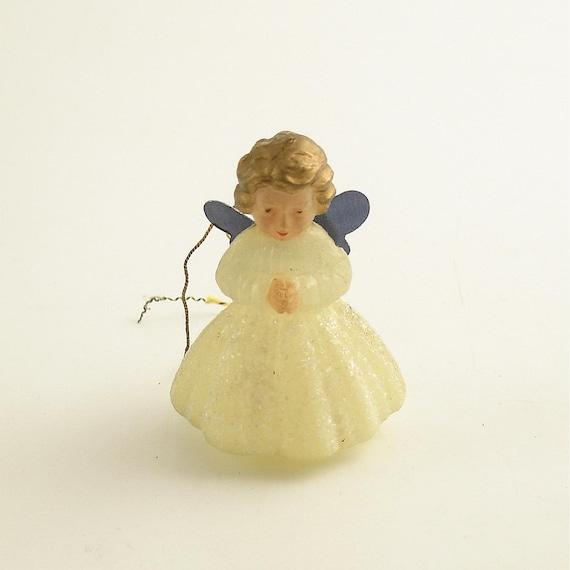Vintage Christmas Angel Ornament Germany