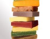 Luxury Organic Soap Sample Set