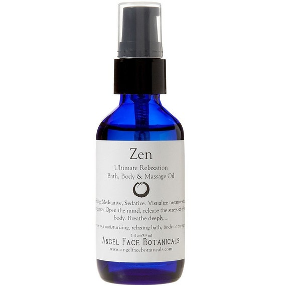 Sale Zen Ultimate Relaxation Bath Body And Massage By