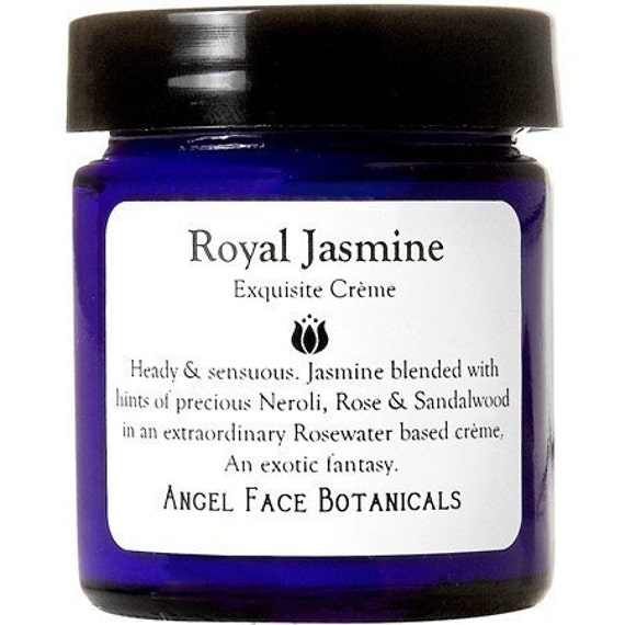 RESERVED for Sommer -- Jasmine Exquisite Cream - Facial Moisturizer for Dry, Maturing, Dry/Acneic and Sensitive Skin Types - SAMPLE