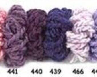 Carded Fleece - Purple Haze