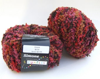 Stacy Charles Simone - Red and Free Knitting Pattern