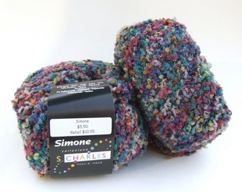 Stacy Charles Simone - Crayola and Free Knitting Pattern