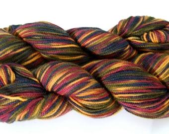 Superwash Merino Sock Yarn - Fall Harvest