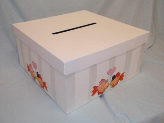 Kissing Fish Gift Card Box