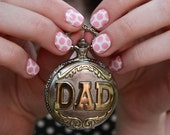Dad Watch - Vintage Pocket Watch for Father's Day