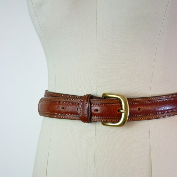 italian leather belt vera pelle italy