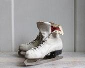 Vintage Ice Skates - Womens
