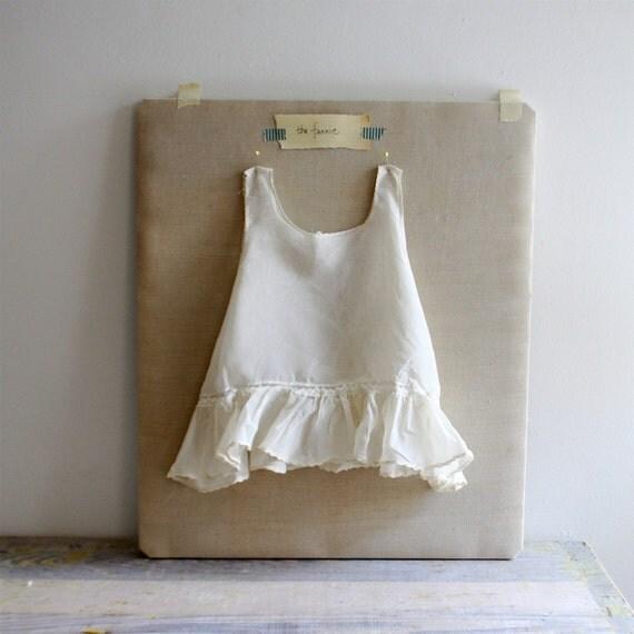 Vintage Baby Dress 'Fannie'
