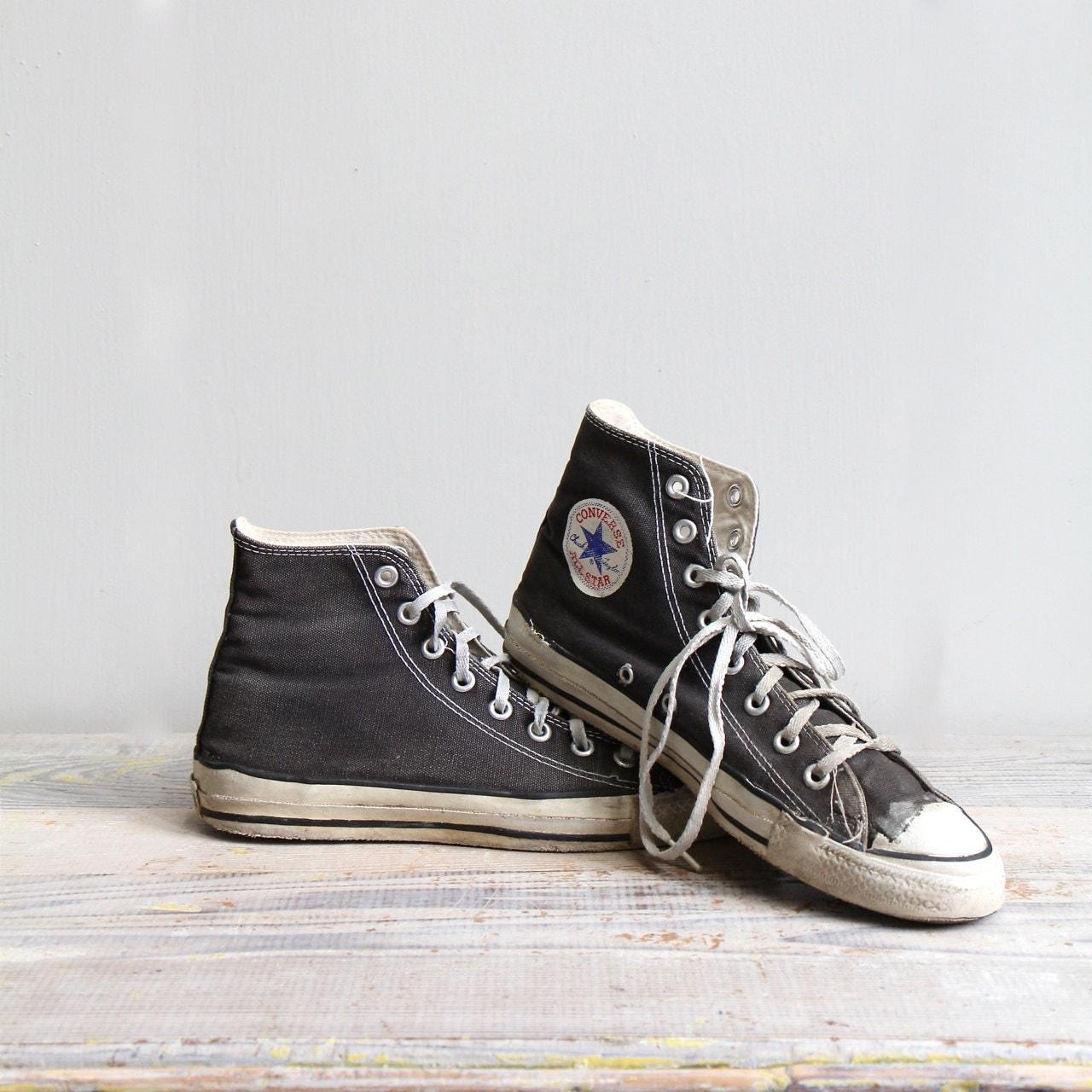 Vintage Converse High Tops 29