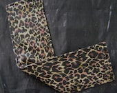 EFA Puppy Belly Band - Custom Made Animal Print -Greater than 18 inch waist
