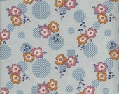 So Cute and So Retro /  Thirties Legacies Fabric by South Sea Imports / 1yd / last cut